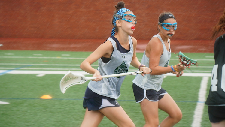 3-Part Girls Lacrosse Workout