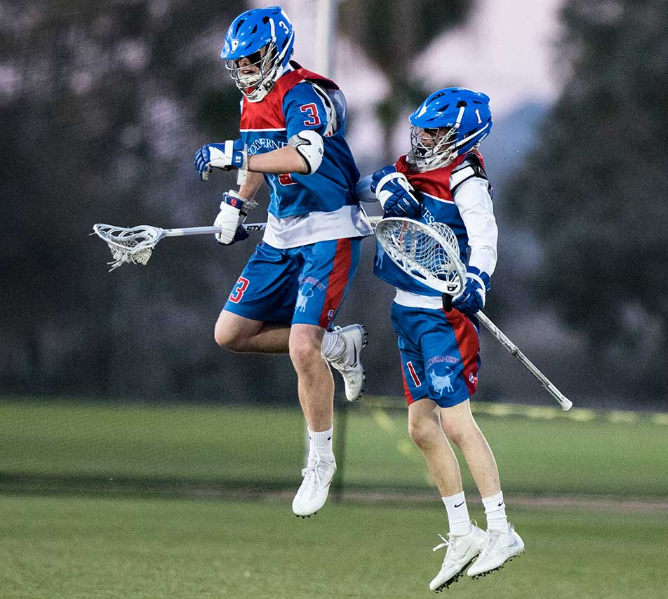 An Outsider's Inside Look At Lacrosse