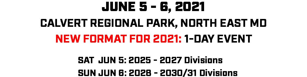 Maryland Lacrosse Tournament Info