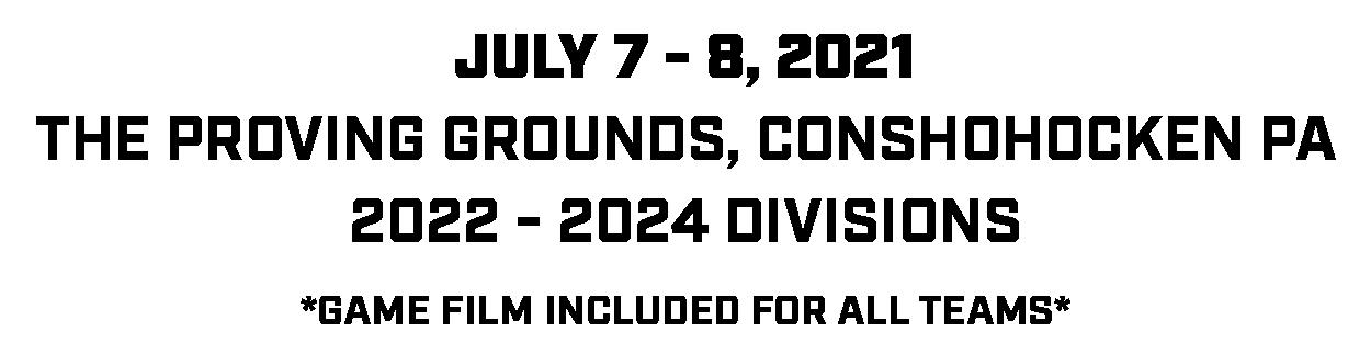 Trilogy 24 Recruiting Tournament Info