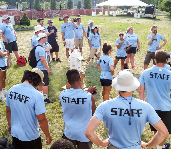 Summer 2020 Tournament Staff