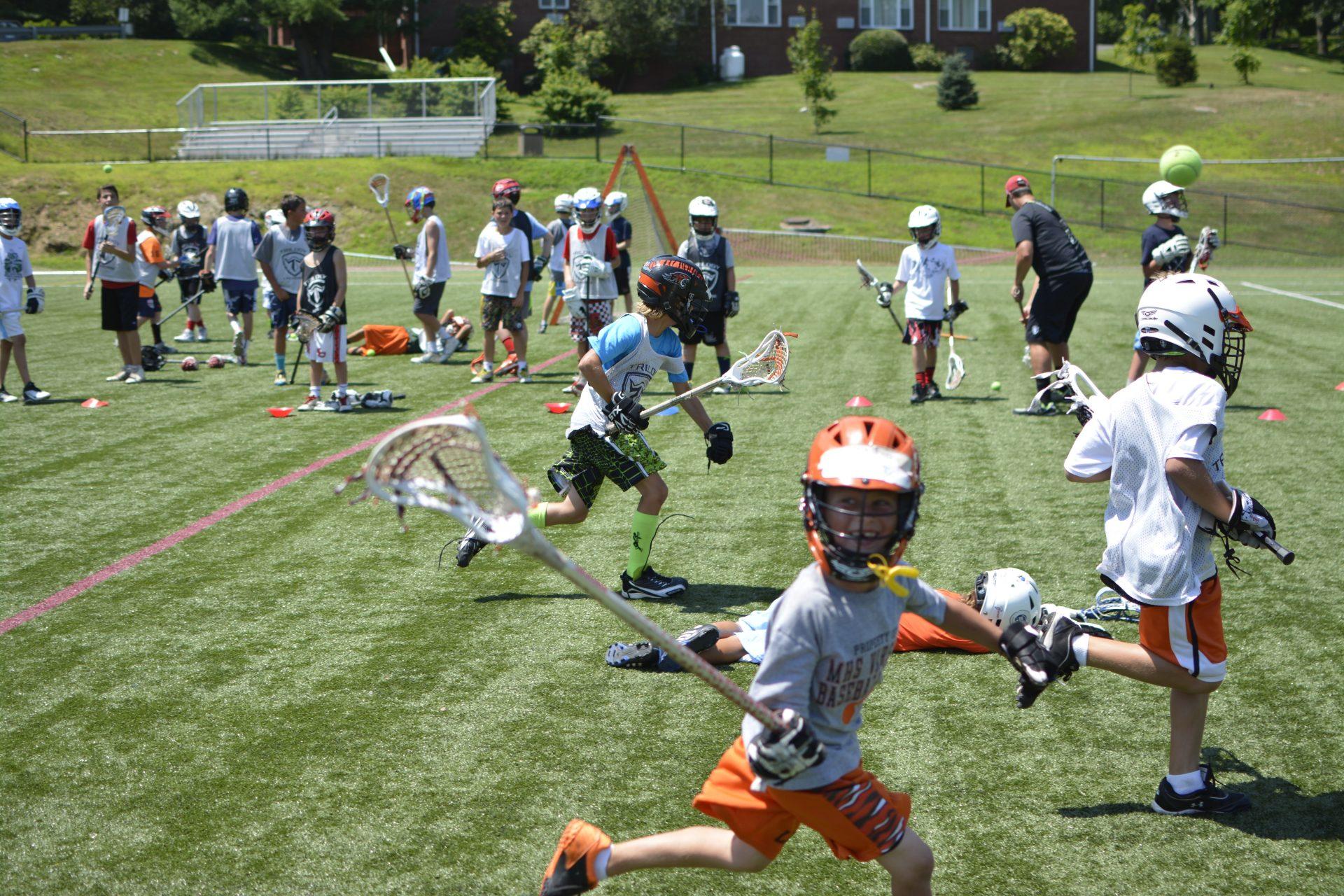 New Jersey Lacrosse Camp Fun