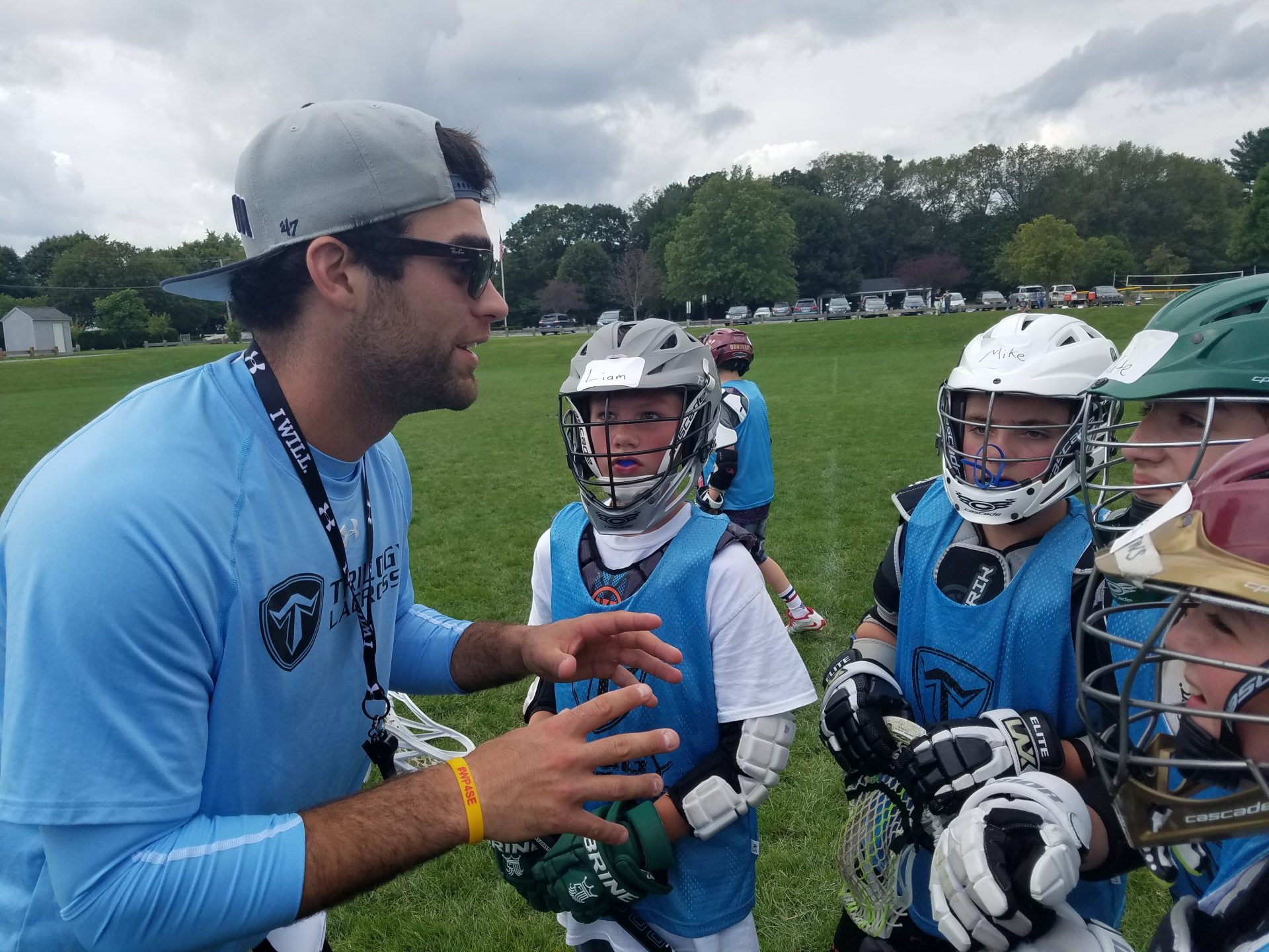New Jersey Lacrosse Camp Coaching