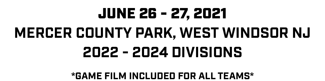 Lacrosse Recruiting Tournament Info