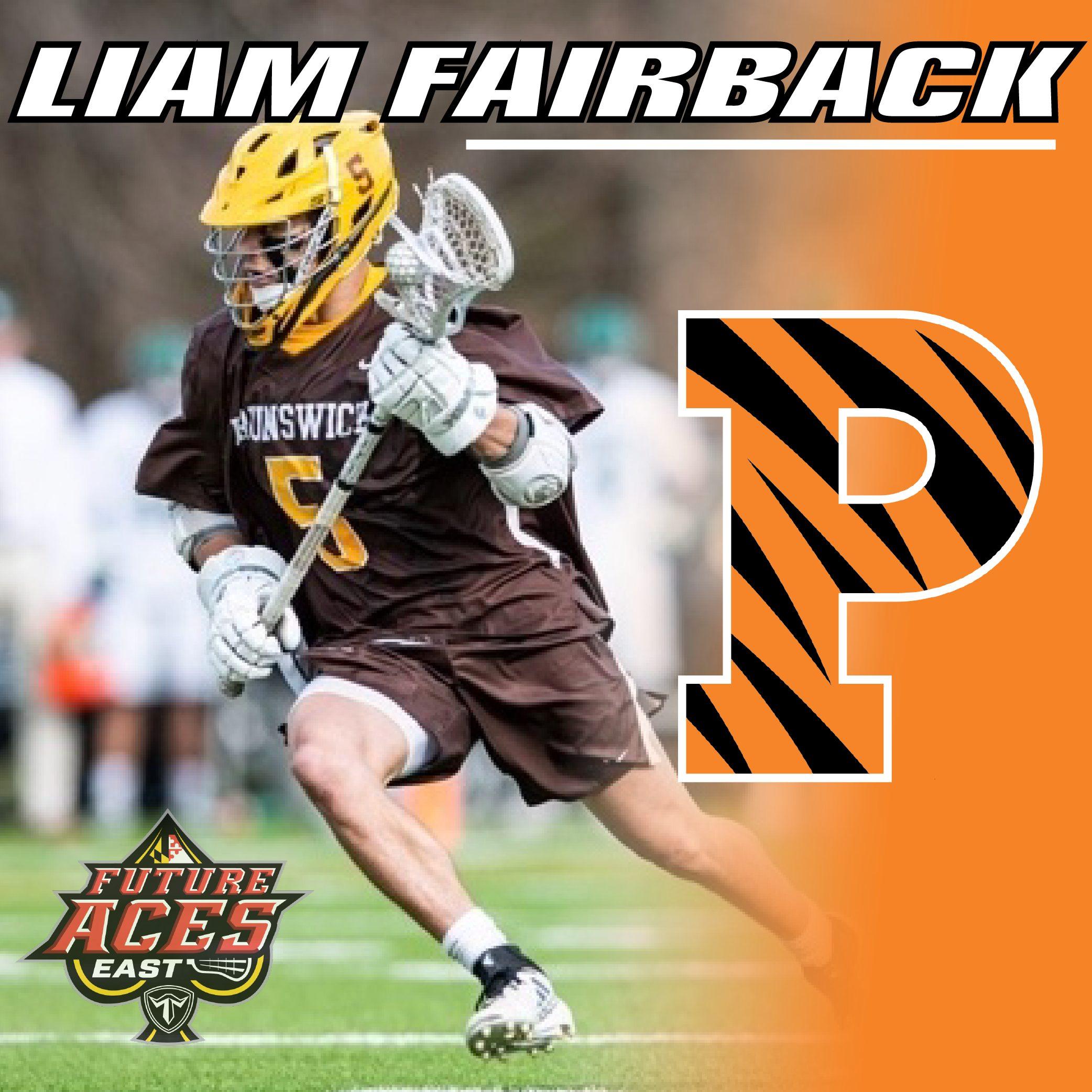Liam Fairback Princeton