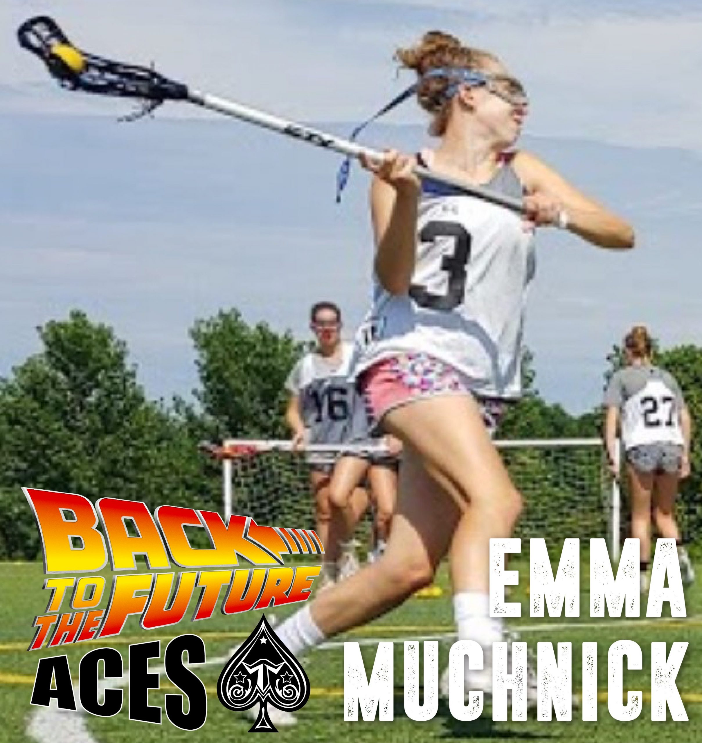 Back to the Future (Aces): Emma Muchnick