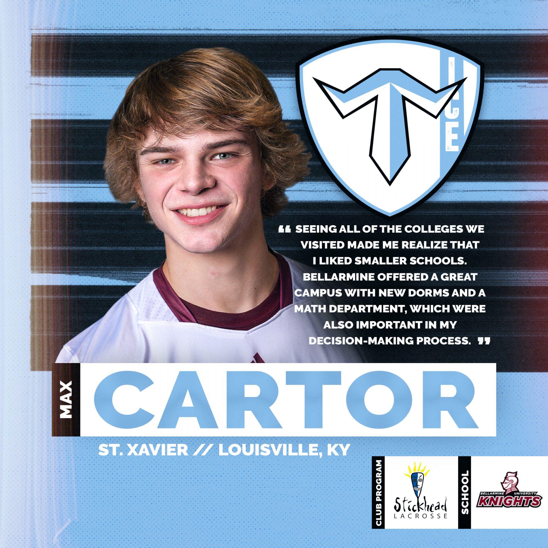 Max Cartor ICE Breaker