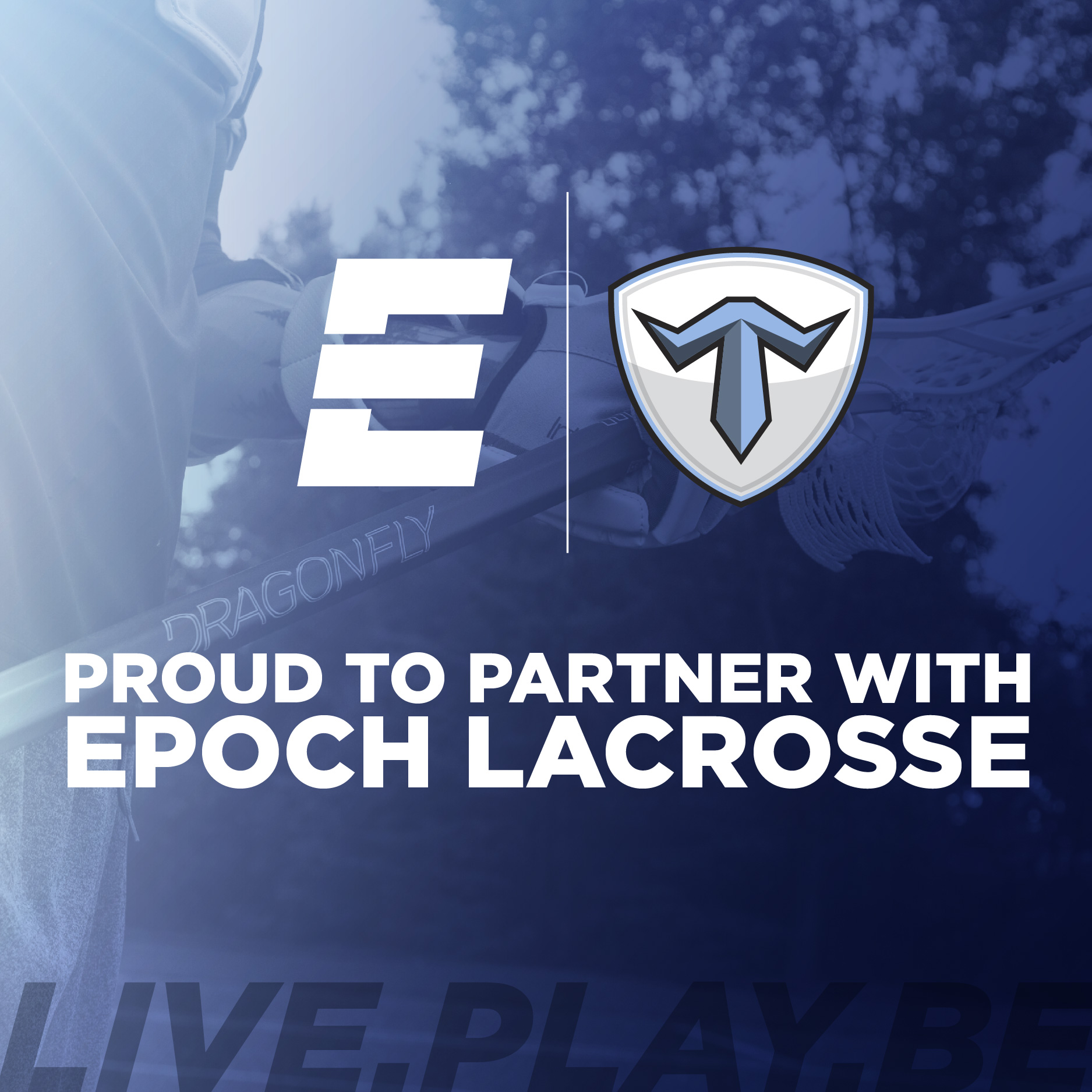 Epoch Named Official Equipment Provider of Trilogy Lacrosse