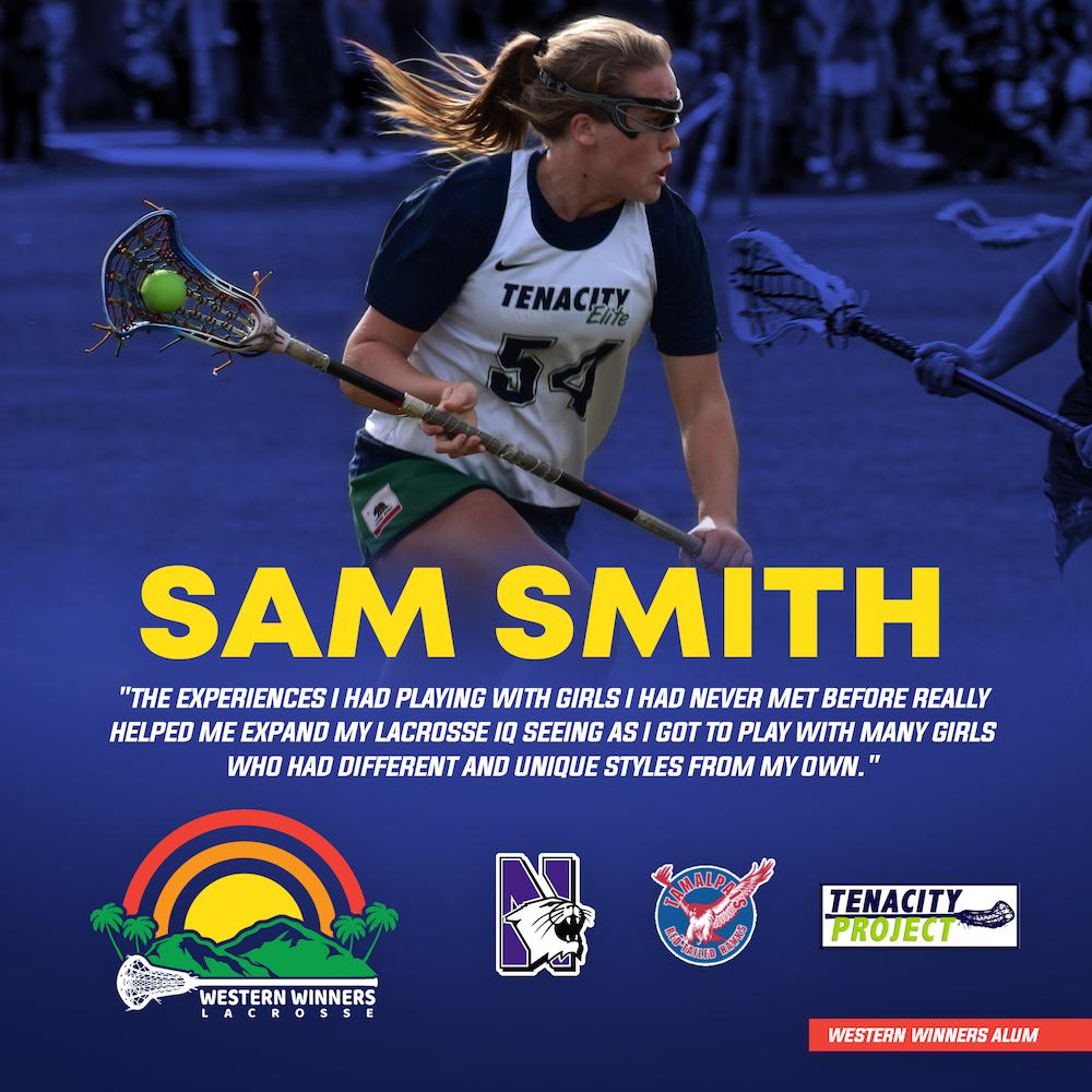 Women of Western Winners: Sam Smith
