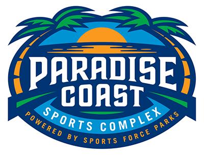 Paradise Coast Sports Park Logo